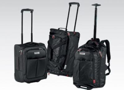 Torba podróżna lub plecak z Biedronki