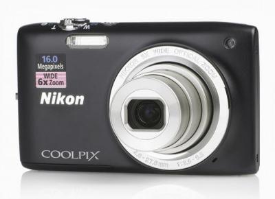 Aparat fotograficzny Nikon Coolpix S2700 z Biedronki