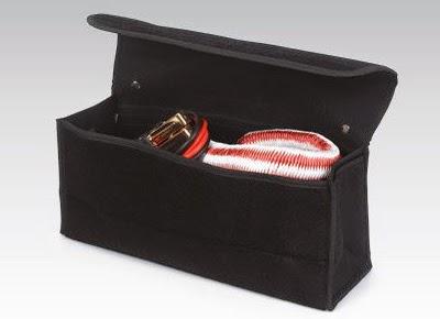 Akcesoria samochodowe: lina holownicza, kable rozruchowe, organizer, siatka do bagażnika z Biedronki