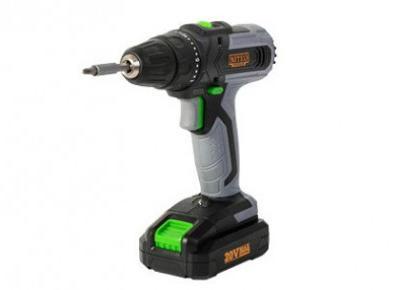 Wiertarko-wkrętarka akumulatorowa 20 V MAX Niteo Tools z Biedronki