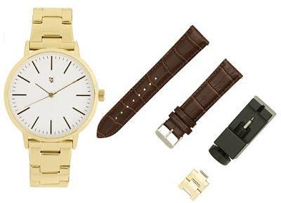 Co w Lidlu: Zegarek na rękę z dodatkowym paskiem Auriol z Lidla