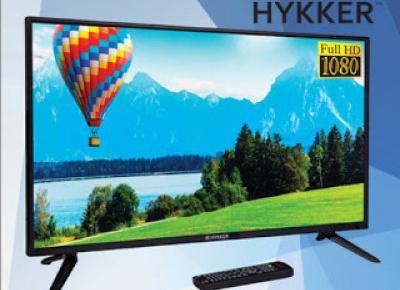 Telewizor Hykker LED TV 32 cale Full HD z Biedronki