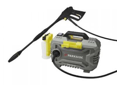 Co w Lidlu: Myjka ciśnieniowa 1300 W Parkside z Lidla