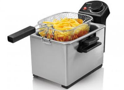 Co w Lidlu: Frytkownica 2300W Silvercrest Kitchen Tools z Lidla