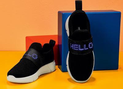 Co w Lidlu: Super świecące buty Pepperts z Lidla