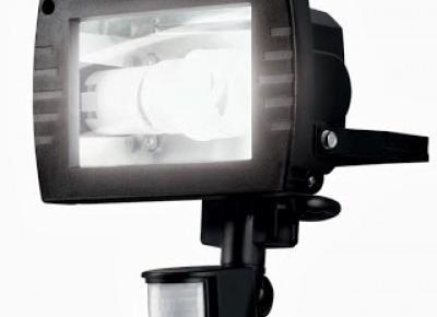 Co w Lidlu: Reflektor z czujnikiem ruchu i zmierzchu z Lidla