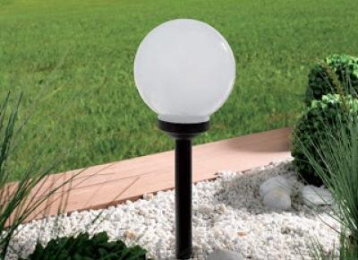 Co w Lidlu: Solarna lampa LED LivarnoLux z Lidla