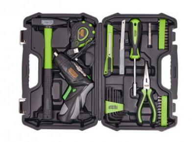 Zestaw narzędzi w walizce z wkrętakiem 3,6 V Niteo Tools z Biedronki