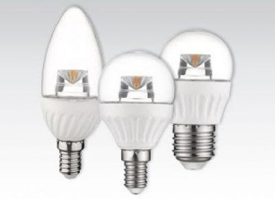 Żarówka LED Clear z Biedronki