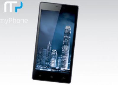 Smartphone myPhone Q-Smart Premium z Biedronki