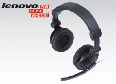 Słuchawki Lenovo z Biedronki
