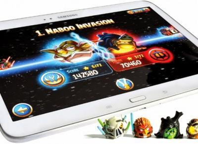 Co w Lidlu: Tablet Samsung Galaxy Tab 3 10.1 3G 16GB z Lidla