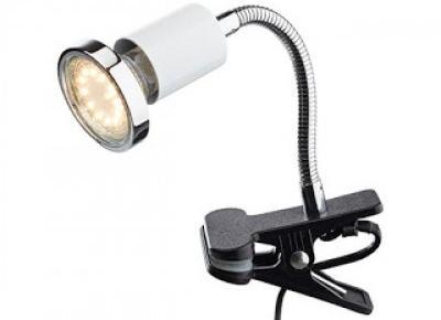 Co w Lidlu: Lampka LED z elementem zacisk. LivarnoLux z Lidla