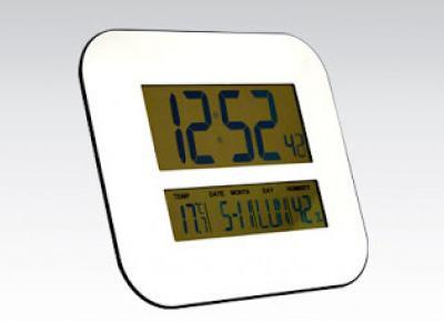 Zegar cyfrowy z Biedronki