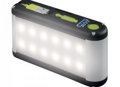 Co w Lidlu: Oświetlenie robocze LED z Powerbank 2600 mAh LivarnoLux z Lidla