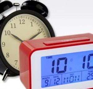 Opinie: Zegar z budzikiem z Biedronki