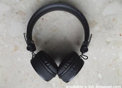 Test: Słuchawki bezprzewodowe Hykker Sound Vibe BT z Biedronki