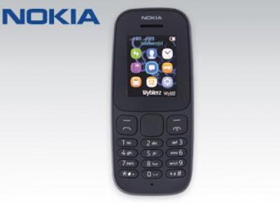 Telefon Nokia 105 z Biedronki