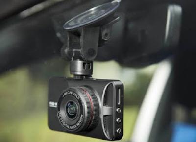 Kamera samochodowa z wyświetlaczem 3 cale z Lidla