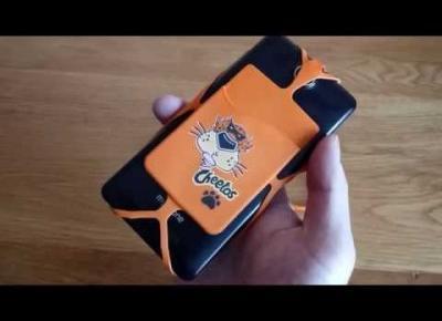 Cheetos darmowy pokrowiec na telefon stokrotka