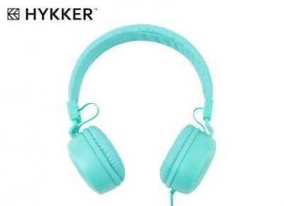 Słuchawki przewodowe Hykker z Biedronki