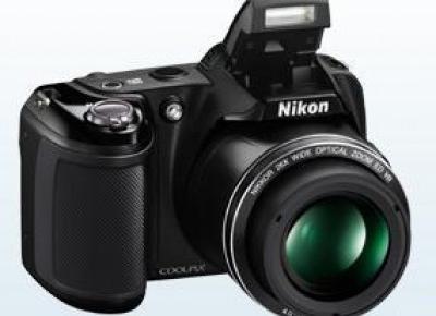 Aparat Nikon COOLPIX L810 z Biedronki