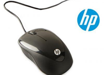 Mysz przewodowa USB HP z Biedronki