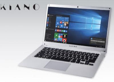 Laptop Kiano SlimNote 10.1 Mini z Biedronki