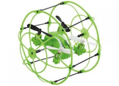 Quadrocopter - latająca kula Play tive Junior z Lidla