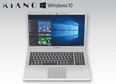 Laptop Kiano 15,6 Intel Atom z Biedronki