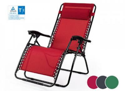 Luksusowy fotel wielopozycyjny z Biedronki