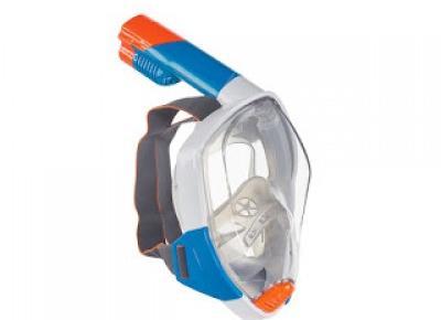 Co w Lidlu: Maska z fajką do nurkowania Crivit z Lidla