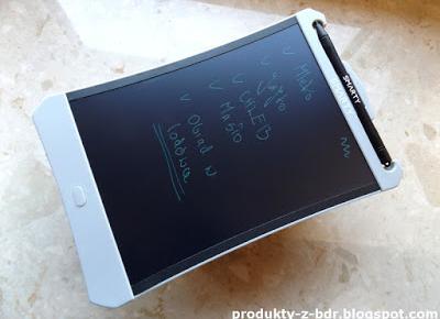 Elektroniczny tablet do rysowania Smarty z Biedronki