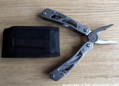 Multinarzędzie 9 w 1 Szczypce Niteo Tools z Biedronki