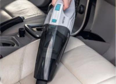 Samochodowy odkurzacz ręczny Hoffen z Biedronki