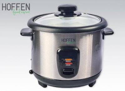 Urządzenie do gotowania i przyrządzania potraw na parze Hoffen Food Expert z Biedronki