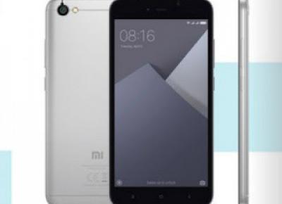 Smartfon Xiaomi Redmi Note 5A z Biedronki