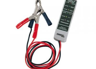 Co w Lidlu: Tester akumulatora i prądnicy Powerfix z Lidla
