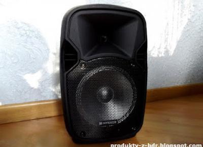 Testujemy produkty z Biedronki: Głośnik Bluetooth Hykker Sound Max Trolley z Biedronki