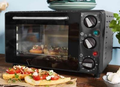 Piekarnik elektryczny z funkcją grilla Silvercrest z Lidla