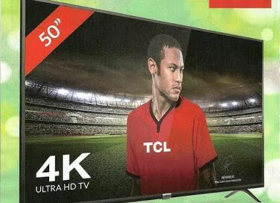 Telewizor TCL 50DP600 Smart TV 4K UHD z Biedronki