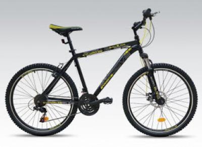 rower górski S'Moove Explorer MTB26 lub S'Moove Vector MTB26 z Biedronki