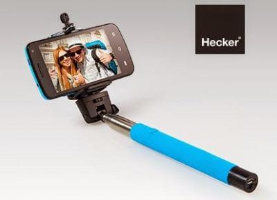 Testujemy produkty z Biedronki: Monopod selfie Hecker z Biedronki