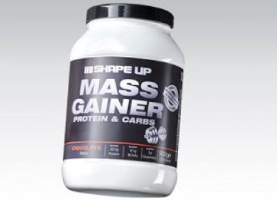 Suplement diety Shape Up Mass Gainer z Biedronki