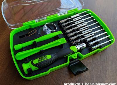 Testujemy produkty z Biedronki: Narzędzia do sprzętu elektronicznego Niteo Tools z Biedronki