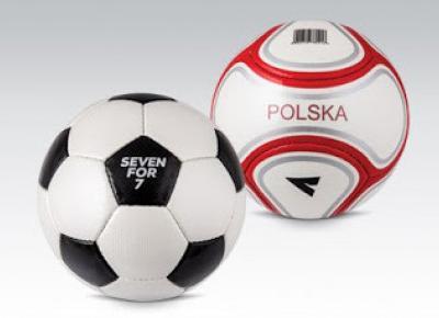 Piłka nożna z Biedronki