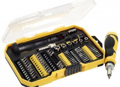 69-częściowy zestaw narzędzi z Biedronki