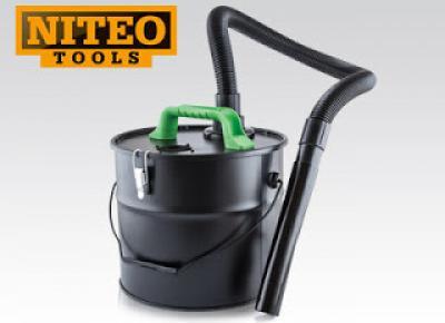 Filtr 2w1 do odkurzacza, do popiołu i na mokro Niteo Tools z Biedronki