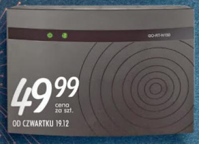 Router D-Link GO-RT-N150 XDSL WIFI-N z Biedronki