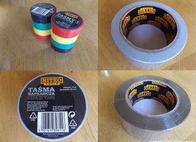 Testujemy produkty z Biedronki: Taśmy robocze Niteo Tools z Biedronki